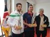 vencedores 2ª regintfundo2015(Real Labradores Sevilha, Clube Náutico Sevilha e Viana Remadores do Lima)