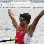 Pedro Fraga sagra-se campeão europeu de remo