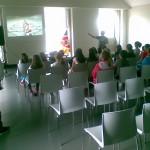 Clube Náutico da Escola Frei Bartolomeu iniciou a atividade