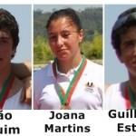 Jovens atletas do VRL convocados para estágio Equipa Nacional Remo