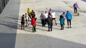 """VRL apoia CLUB SAN XEROME """"La Guardia_Galiza""""-"""