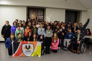 VRL vence 2ª edição do Troféu Jovens Remadores 2015