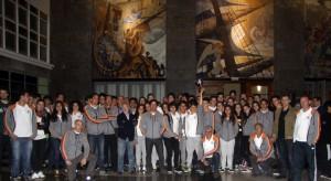 REMO – CAMPEONATO NACIONAL YOLE -2015