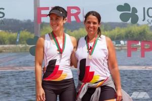 Viana Remadores do Lima presente no Mundial de Master 2015