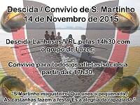 Cartaz S.Martinho e Descida Lazer VRL
