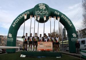 Viana Remadores do Lima  na Regata Head of the River Race/Londres 2016