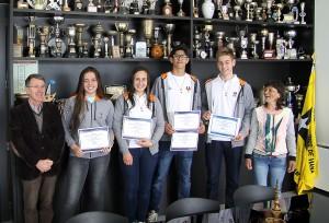 Remadores Vianenses obtém Recordes Mundiais na categoria Remo Indoor