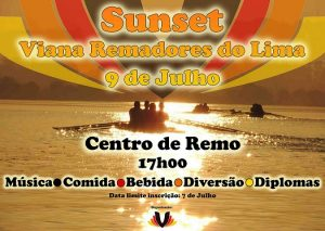 SUNSET Viana Remadores do Lima_2016