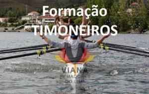 Viana Remadores do Lima recruta novos timoneiros para o clube.