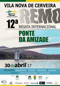 Viana Remadores do Lima conquista águas do Rio Minho