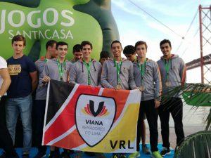 """Campeonato Nacional Yolle – Lisboa 2017"""