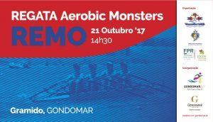 Viana Remadores do Lima abre época desportiva na Regata Internacional Aerobic Mosters