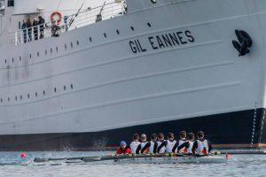 Viana do Castelo vive o Remo-V Regata Internacional de Fundo Centro de Mar
