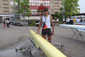 Remador Vianense convocado para trabalhos da Equipa Nacional Remo-