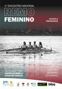 1° ENCONTRO NACIONAL DE REMO FEMININO