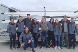 Remadores Vianenses conquistam água do Rio Mondego e conseguem acesso à Equipa Nacional Remo