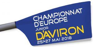 VRL no Campeonato da Europa de Remo Júnior 2018 Gravelines (França), 25/27 Maio-