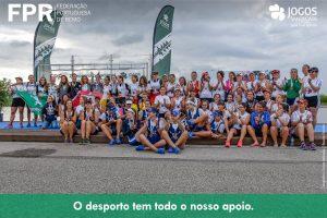8 Tripulações do Viana Remadores do Lima sagram-se Campeãs Nacionais-