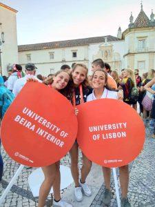 EUROGAMES2018, OURO e BRONZE para Remadores Nacionais-