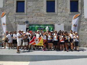 Viana Remadores do Lima ergue Troféu Nossa Senhora D'Agonia 2018 (3ª edição)