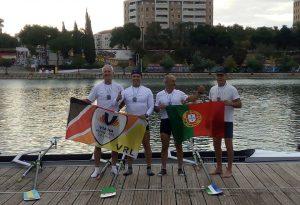 Remadores Vianenses triunfam na II Regata Internacional Sevilha-