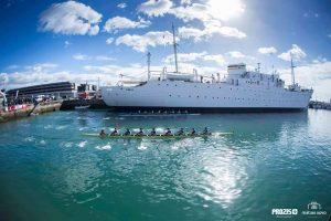6ª Regata Int Fundo Centro de Mar-Rio Lima recebe a elite do Remo Europeu-