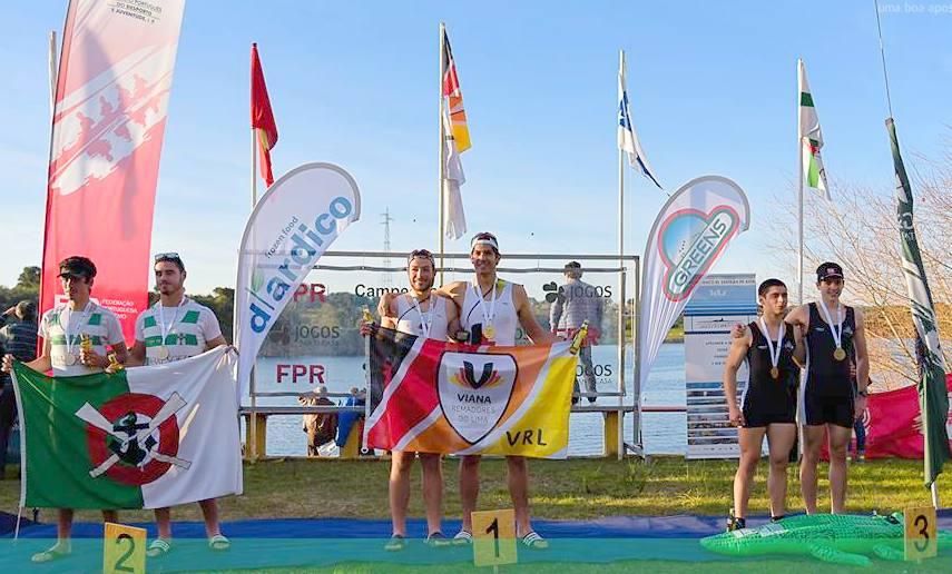 VRL sagra 5 embarcações Campeãs Nacionais Fundo