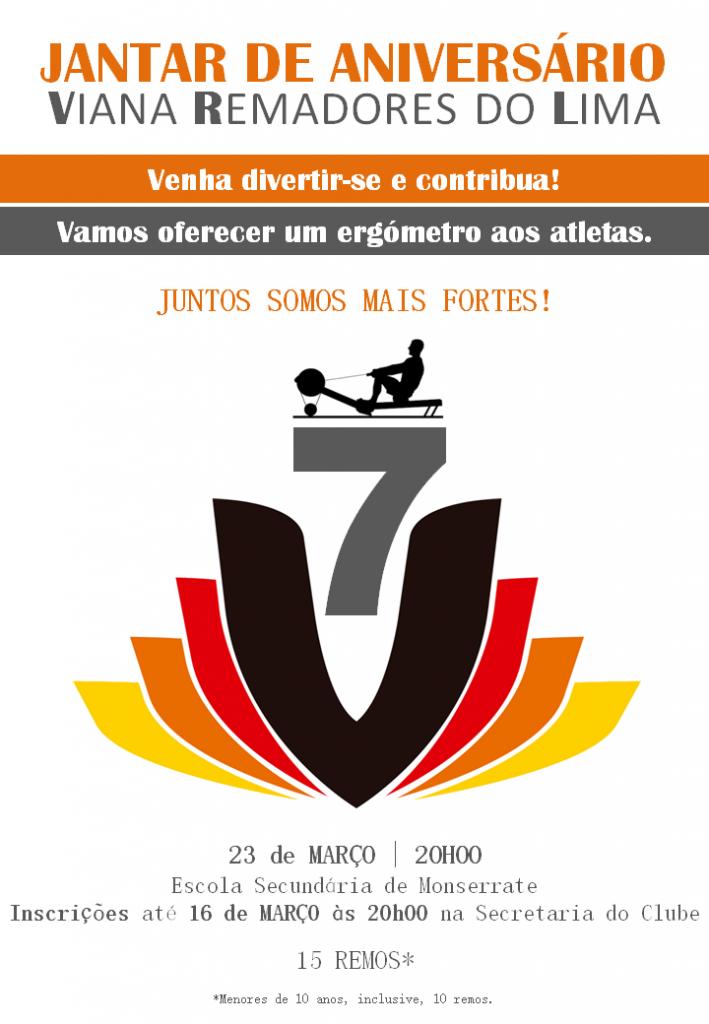 7º aniversário do VRL