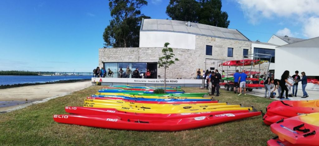 Viana do Castelo e Caminha e a Festa do Desporto Escolar Náutico