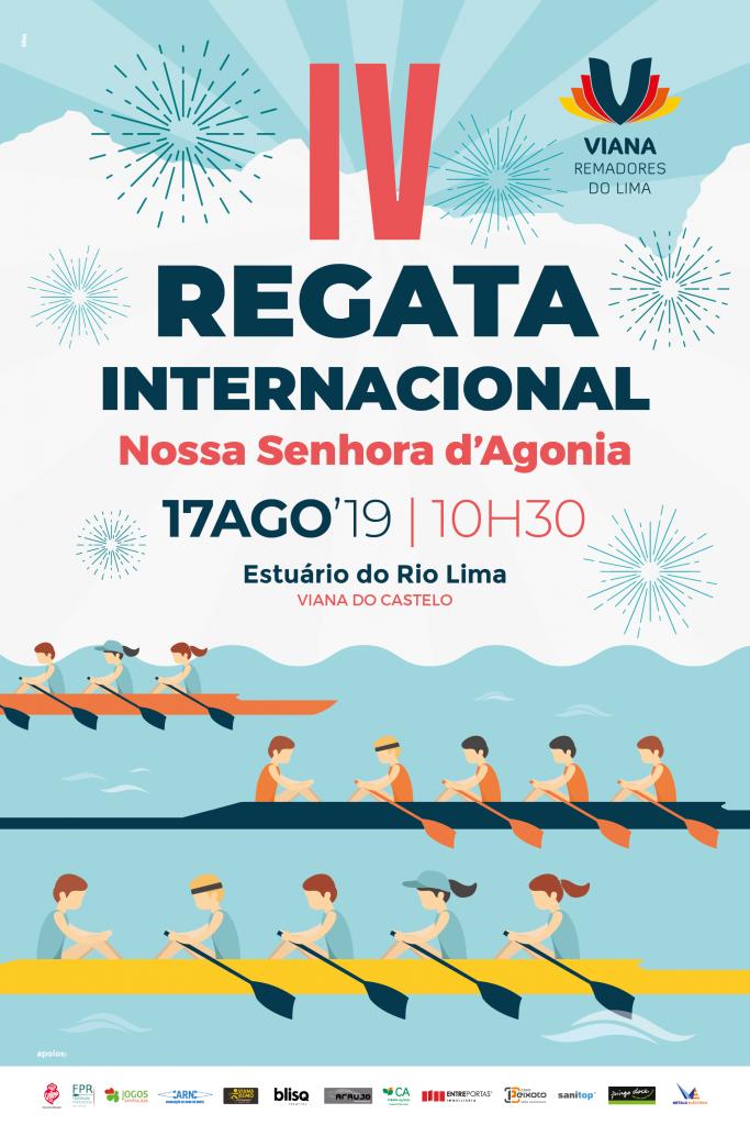 IV Regata Internacional Nª Srª D'Agonia