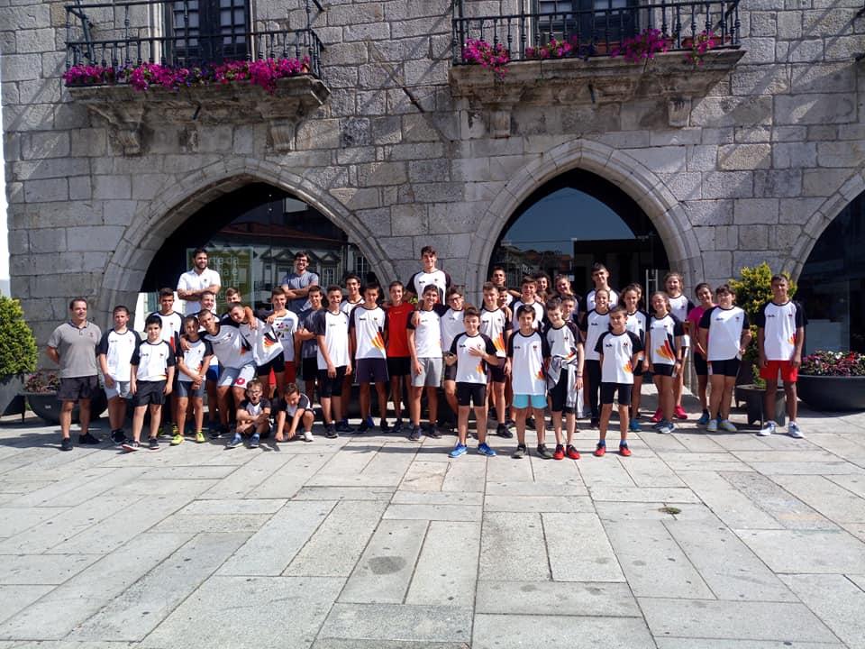 Apresentação dos escalões de Formação do VRL 2019 à comunidade vianense!