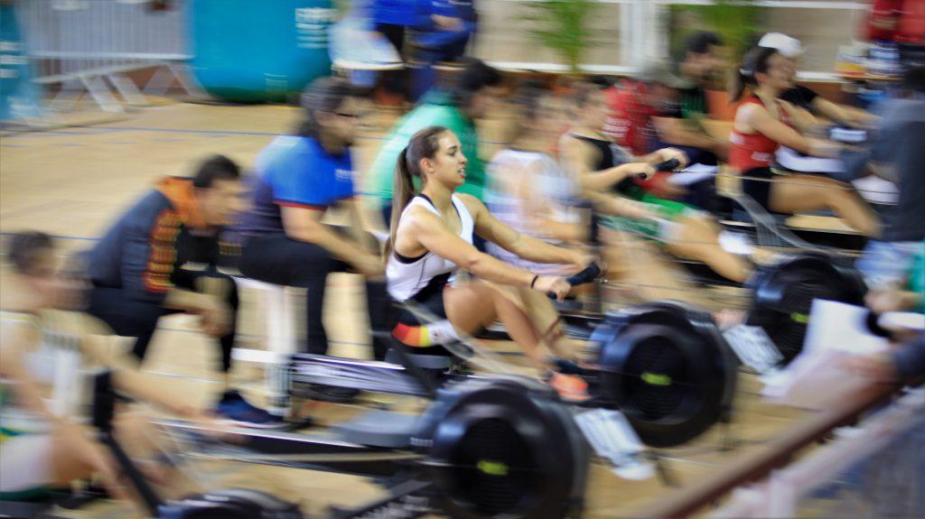 Viana Remadores do Lima abre e fecha Campeonato Nacional Remo Indoor com vitórias