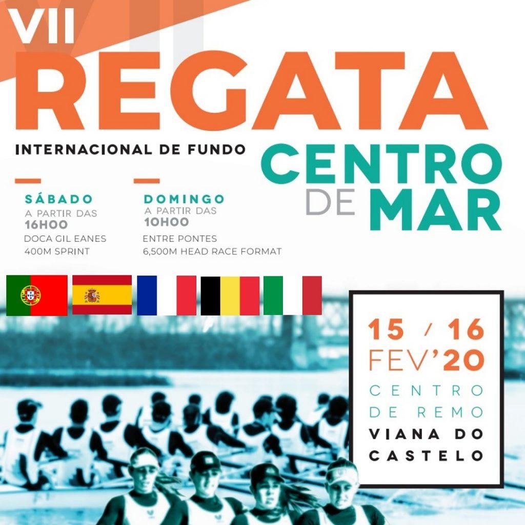 "VII REGATA INTERNACIONAL DE FUNDO""CENTRO DE MAR"""